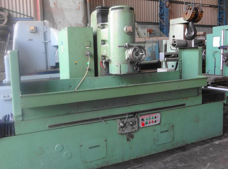 rotary surface grinder. tos mas rotary surface grinder model: bpv-300/1500 rotary surface grinder